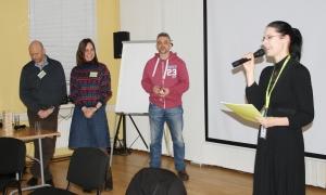 Susitikimas su BITĖ Lietuva darbuotojais